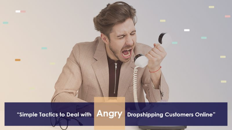 Dropshipping customer support