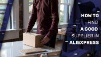 AliExpress find good supplier