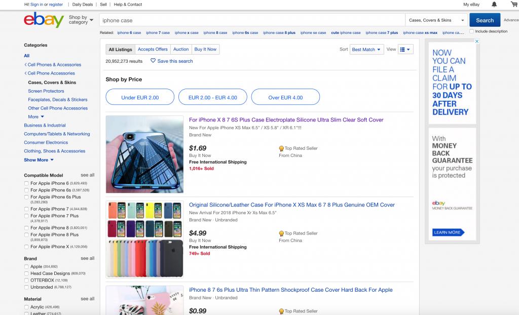 eBay Variation Listings vs Single Item Listings - AutoDS