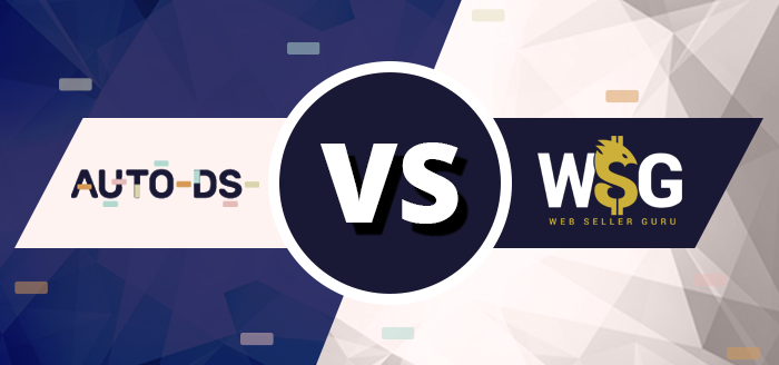 AutoDS vs WebSellerGuru