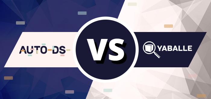 AutoDS VS Yaballe