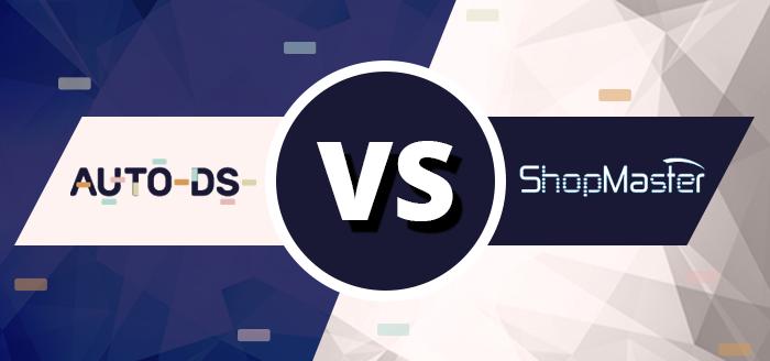 AutoDS VS Shopmaster