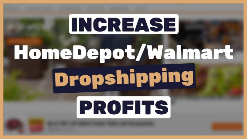 How-to-increase-HomeDepot-Walmart-dropshipping-profits-by-thousands-of-dollars-Special-TIP