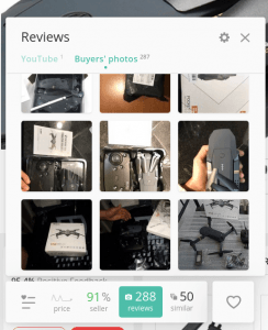 AliTools-AliExpress-Buyers-Reviews