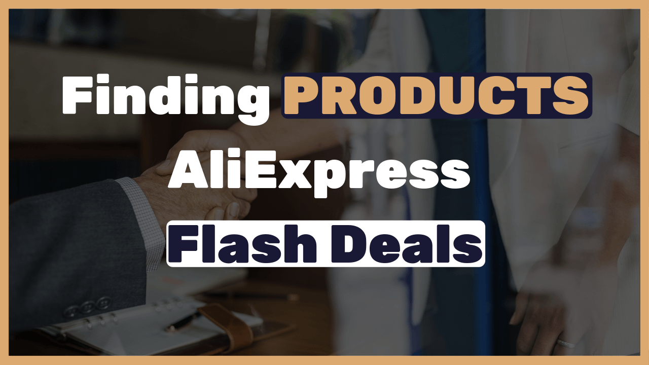 How to work with AliExpress flash deals and upcoming deals