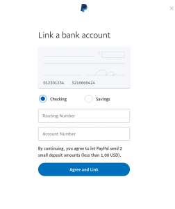 Linking-Bank-Account-on-PayPal