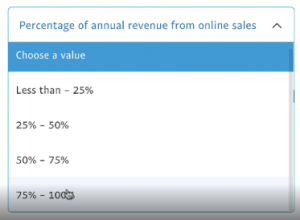 Percentage-of-Annual-Revenue-from-Online-Sales