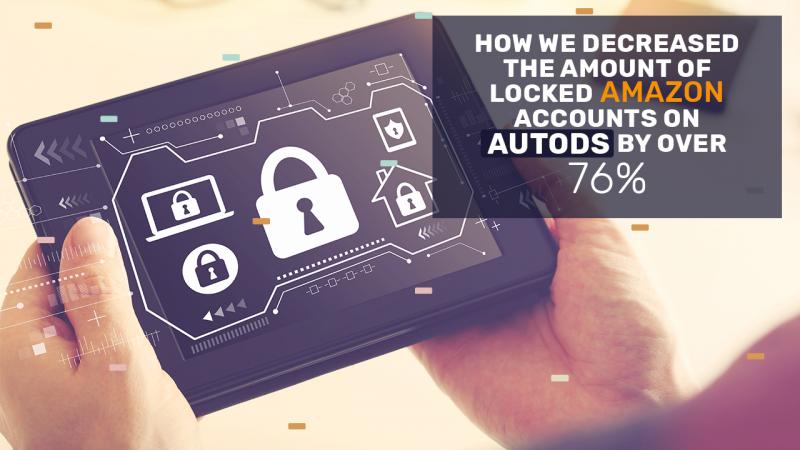 Locked Amazon Accounts