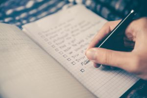 Write-Tasks-on-a-Paper-Notepad