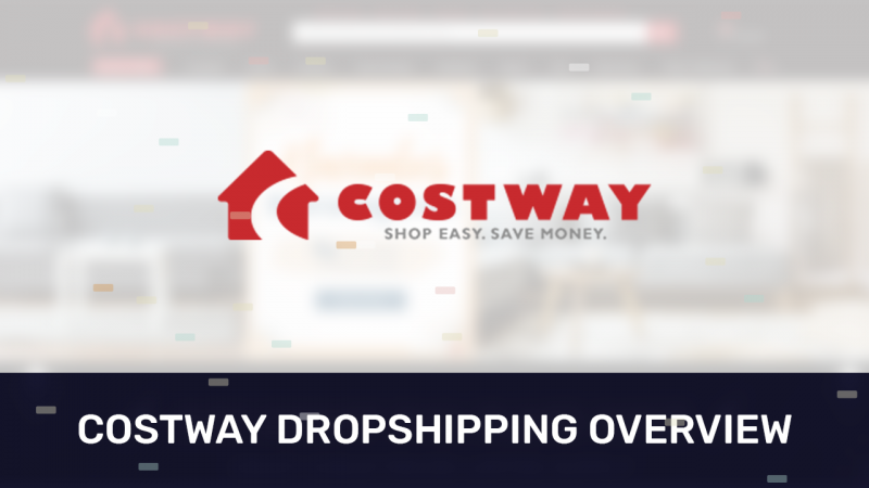 Dropshipping from Costway