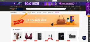 Banggood Outlet Category Products