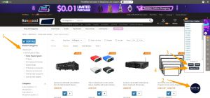 Importing Banggood Products to eBay