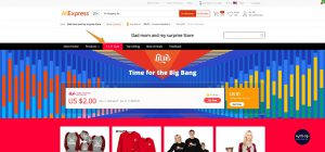 AliExpress 11 Global Shopping Festival