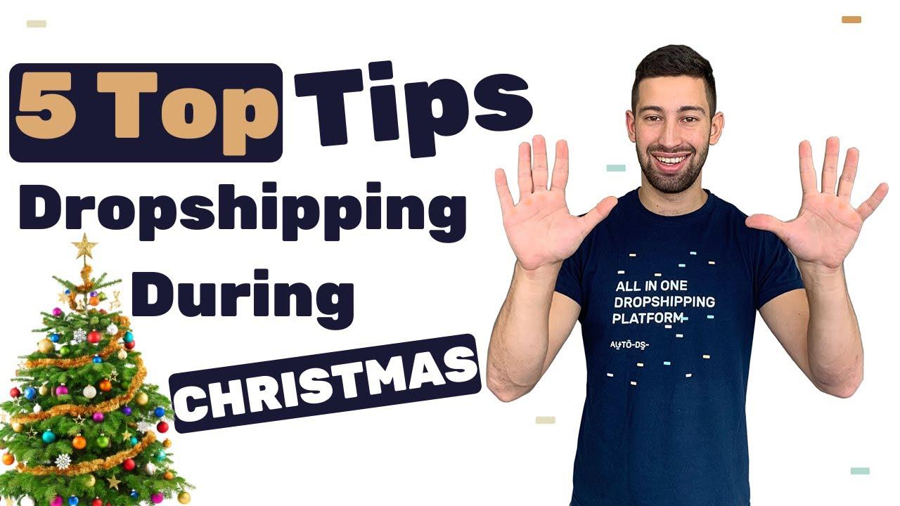 Dropshipping-During-Christmas