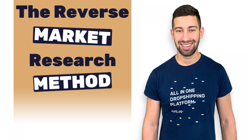 Reverse-products-finding-method