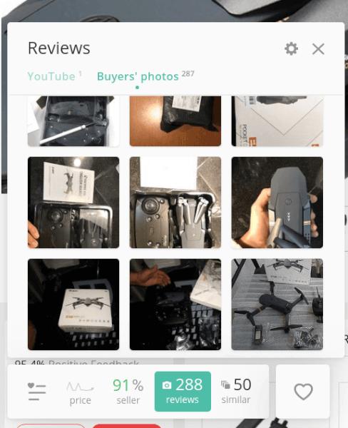 AliExpress Reviews