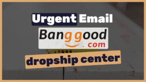 banggood dropship center