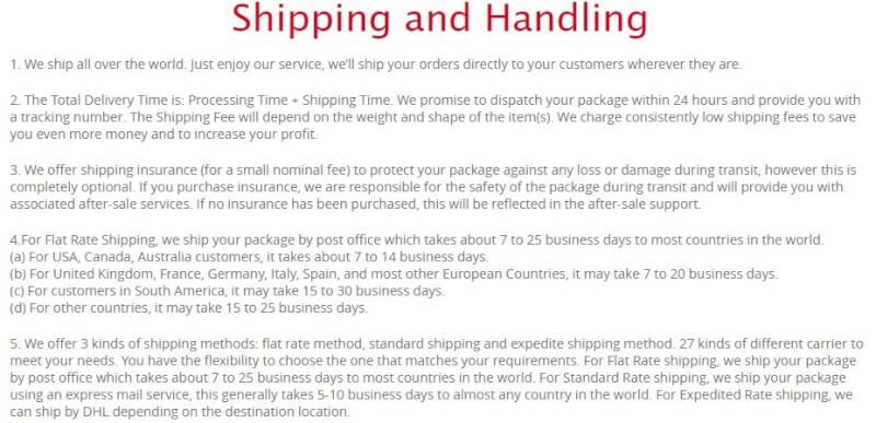 Chinabrands To eBay Dropshipping