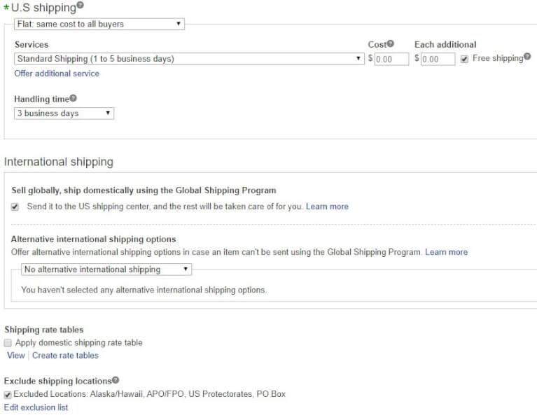 Banggood To eBay Dropshipping