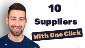 how to expand with multiple dropshipping suppliers