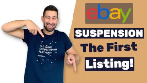 5 Easy Actions That Will Save Your New eBay Account From Suspension