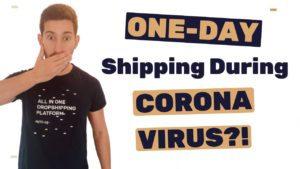 Amazon to eBay: One-Day Shipping During The Coronavirus! (Huge Secret Revealed!)