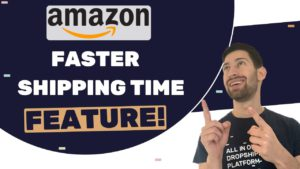 Amazon Fast shipping during coronavirus