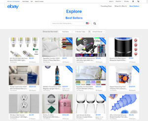 best selling products one ebay