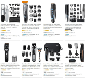 father's day trimmers products