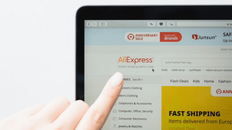 create your aliexpress account for dropshipping