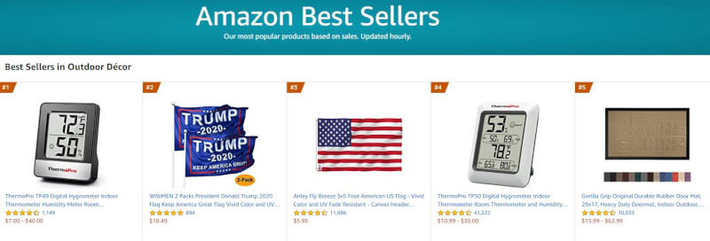 amazon american supplier