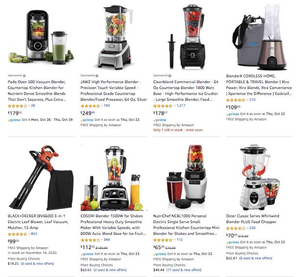 Advanced Blender Vacuum Mixer