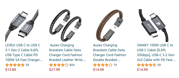 how to dropship Charging Cord Bracelet