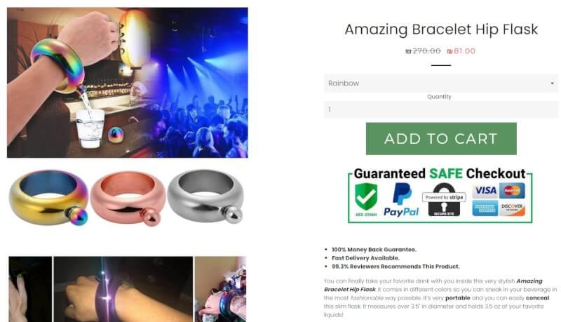 phonebibi product page