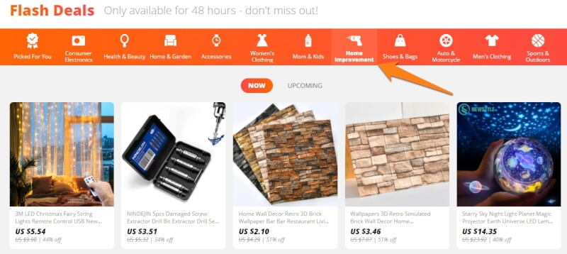 aliexpress find products to sell ebay