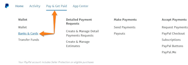 pay get paid paypal