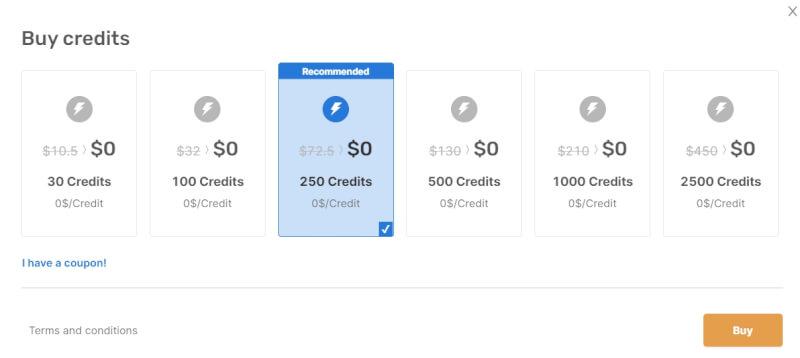 buy credits autods ebay order fulfillment