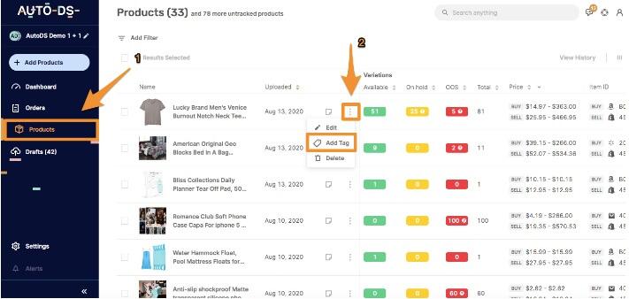 AutoDS Helper Chrome Extension