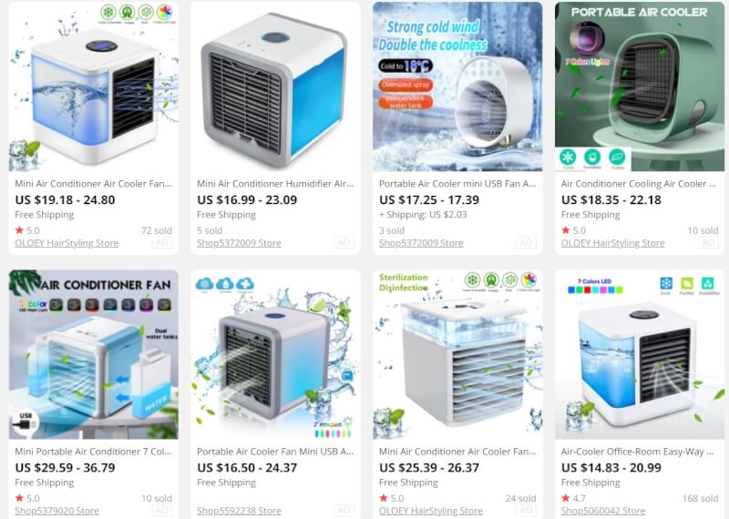 Personal Air Cooler Best Products To Sell