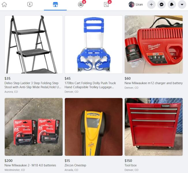 facebook marketplace dropshipping