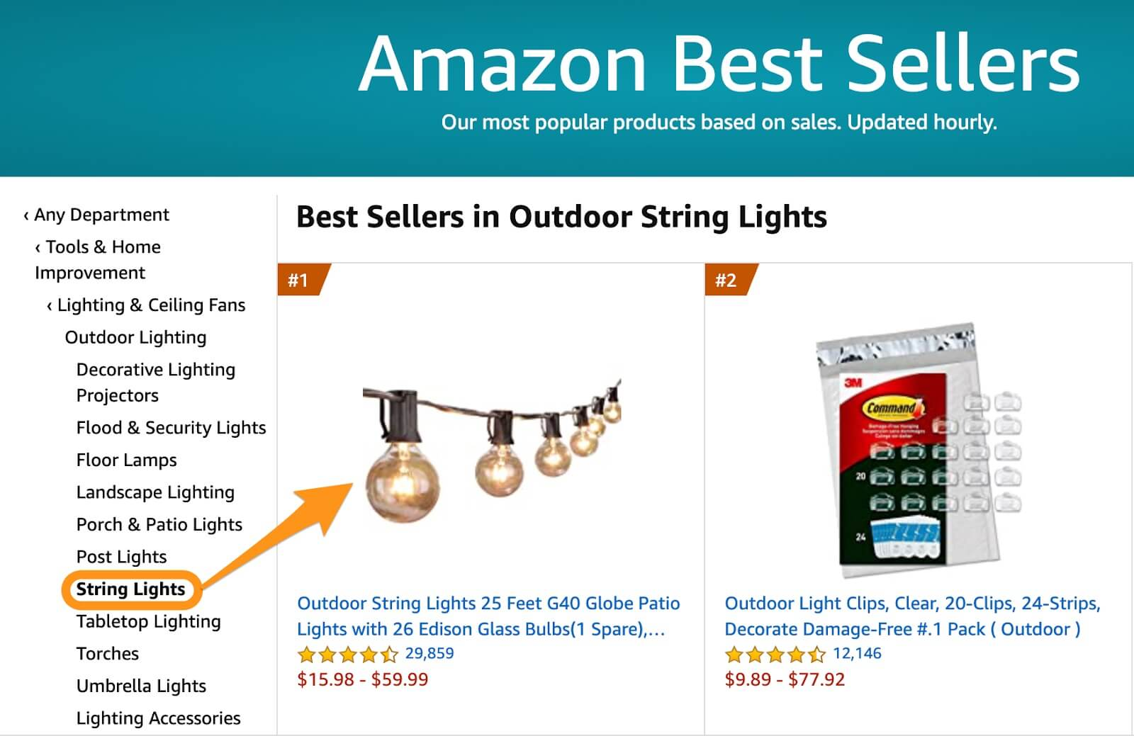 outdoor lighting dropshippers