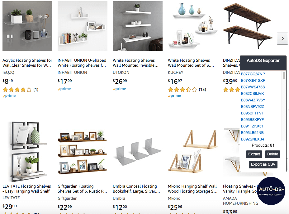 Import Home Decor Products