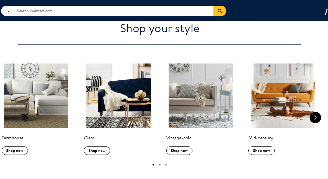 Walmart Home Decor Products