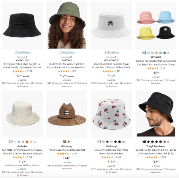 Accessories - Bucket Hats