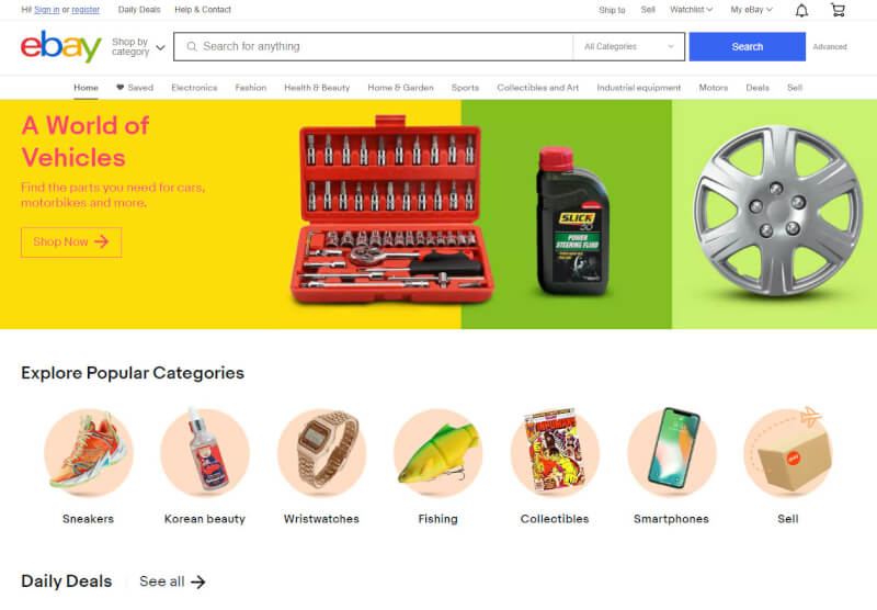 Find Best Selling Dropshipping Items on eBay