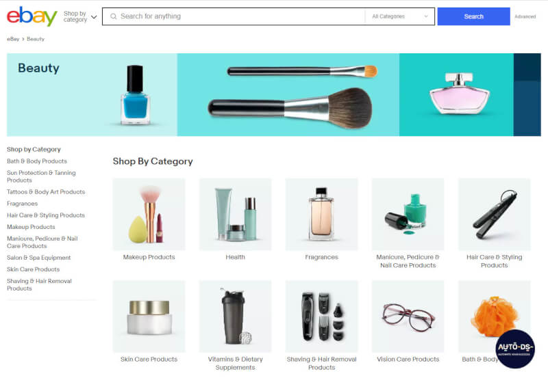 eBay Best Selling Beauty Products