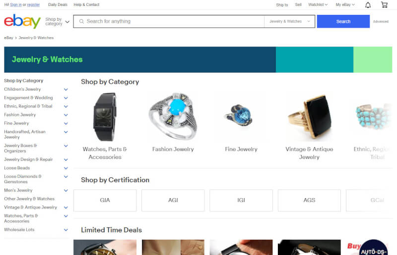 eBay Best Selling Jewelry Products
