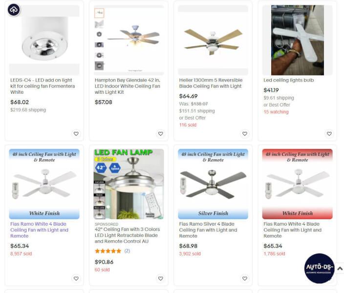 eBay's Lighting Niche Products