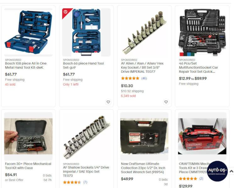 eBay Best Selling Workshop Equipment