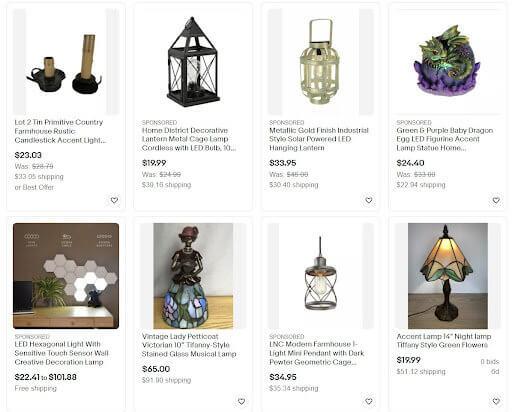 eBay Best Selling Lighting Product